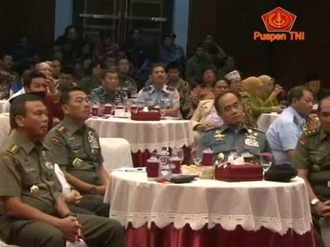 Panglima TNI dan Tokoh Ormas Islam Indonesia Bahas ISIS