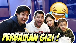 Download Video 1 HARI JADI MAHASISWA BERUNTUNG! DITRAKTIR RAFFI AHMAD & NAGITA MAKAN DI KAPAL! MP3 3GP MP4