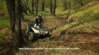 8. ARCTIC CAT ATV TECHNOLOGY TRACTION 2014