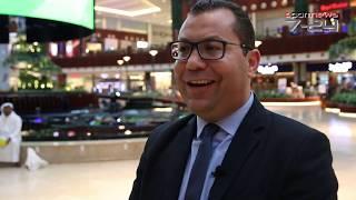 Super Coupe de la Tunisie 2019: Makram Darouazi Directeur Mall of Qatar explique