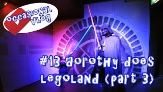 Dorothy does Legoland (part 3)