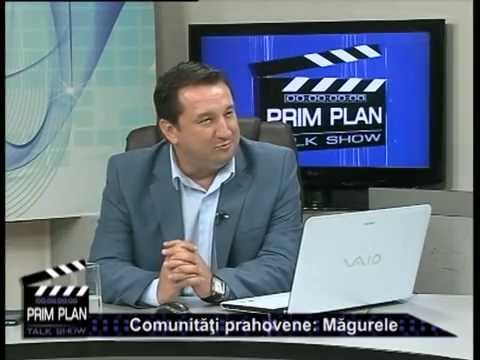 Emisiunea Prim Plan – Vasilică Diaconu – 14 octombrie 2014