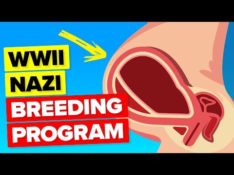 The WWII Nazi Breeding Plan