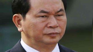 Bộ măt thật của Trần Đại Quang khi nhậm chức lần 2