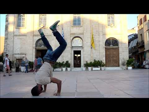 Sony Anderson | Break Dance