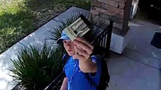 Teen Who Returned Wallet With $1,500: 'I Could Do Right Or I Could Do Wrong'