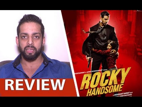 Rocky-Handsome-Review-by-Salil-Acharya-John-Abraham-Shruti-Haasan-Nishikanth-Full-Movie-Rating