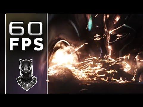 Black Panther 2018  - FINAL trailer #60fpsHD