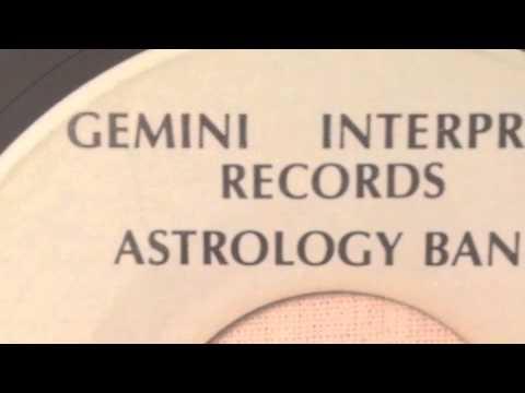 Astrology Band - Diamond Ring