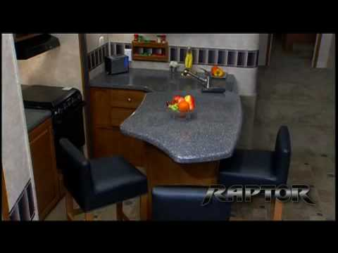 Keystone RV thumbnail for Video: Interior - Keystone Raptor