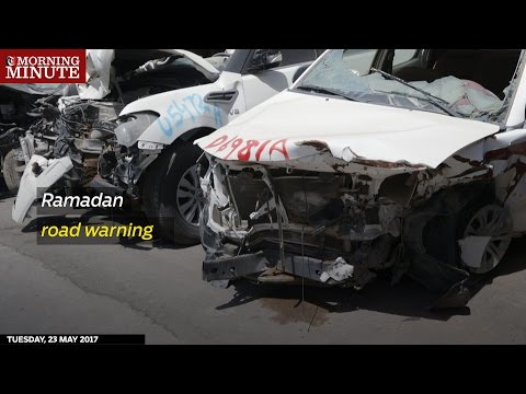 Oman Road Safety Association has urged drivers to 'relax' during Ramadan and only use their cars if they have to.