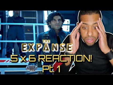 💥 The Expanse Season 5 Episode 6 'Tribes' REACTION! [ PART 1 ]