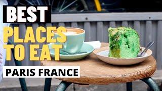Paris Food Tour – Part 1