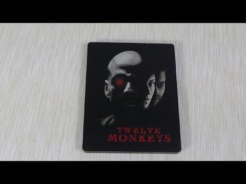 [Steelbook] Twelve Monkeys - Bluray UK