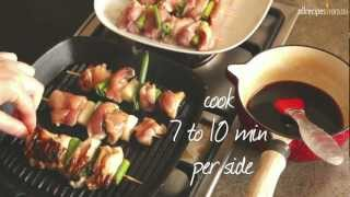 How to Make Yakitori Chicken