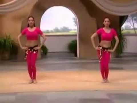 Вина и Нина Бидаши. Урок 4 - Сжигание жира (видео)