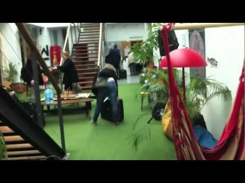 Video Lisbon Destination Hostel
