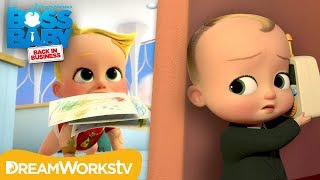 Nonton Baby On The Loose   The Boss Baby Back In Business Film Subtitle Indonesia Streaming Movie Download