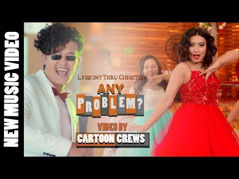 Any Problem | The Cartoonz Crew | Kamal Rasaili & Melina Rai | Official Music Video