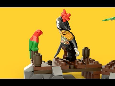 LEGO Pirates - Kincses sziget