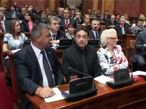 Híradó - A köztársasági képviselők megválasztották az új házelnököt-cover