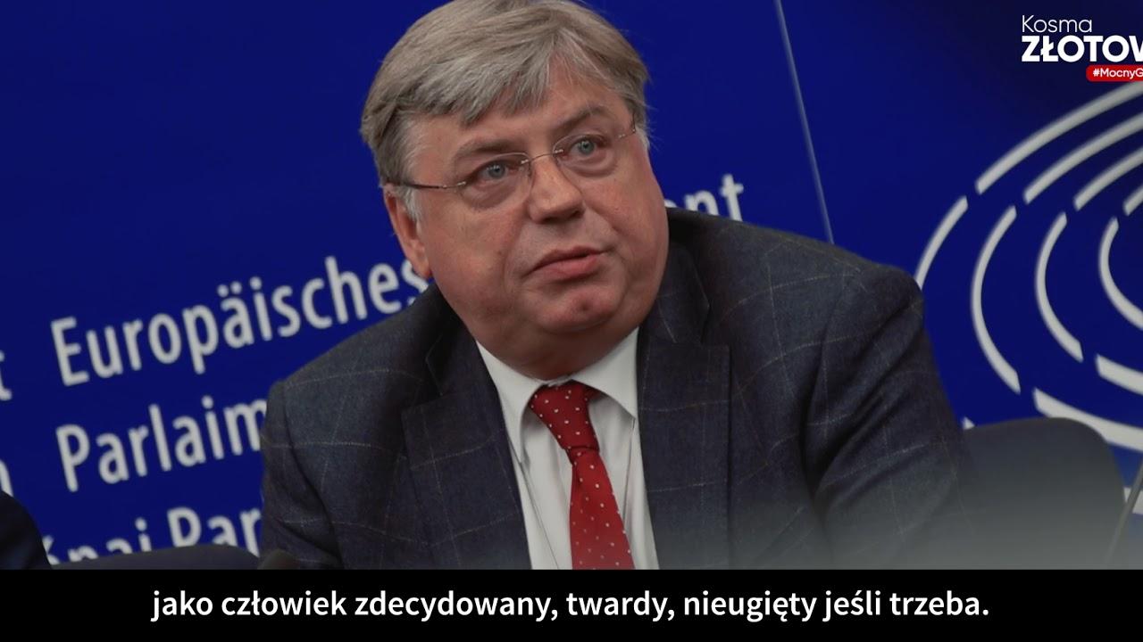 #MocnyGłos poparcia - Jarosław Kaczyński