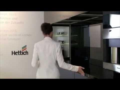 Hettich – Concept Kitchen 2015