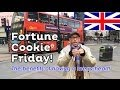 Fortune Cookie Friday - LONDON. The benefits of having a merry heart!