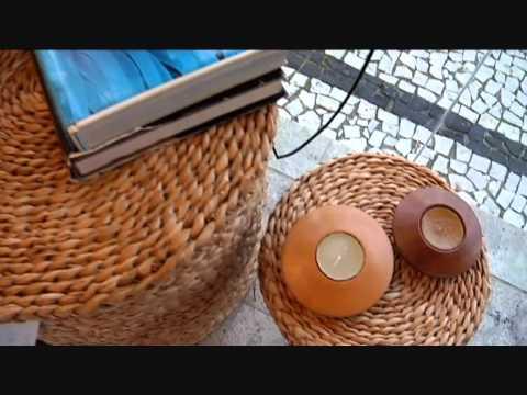 Elegância reinterpretada.Projeto do café La Padá no novo cinema do Beiramar Shopping combina materiais brutos e design nacional selecionado. Projeto do arquiteto Henrique Pimont.