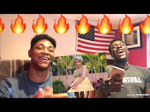 Video Cardi B, Bad Bunny & J Balvin - I Like It (OFFICIAL MUSIC VIDEO REACTION!!) download in MP3, 3GP, MP4, WEBM, AVI, FLV January 2017