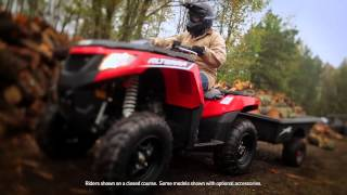 3. Arctic Cat 2016 Alterra Introduction
