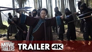 Nonton Crouching Tiger  Hidden Dragon  Sword Of Destiny Official Trailer   4k Ultra Hd Film Subtitle Indonesia Streaming Movie Download