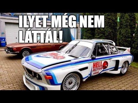 A tökéletes BMW-t magyarok építették
