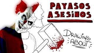 Video PAYASOS ASESINOS | Draw My Life MP3, 3GP, MP4, WEBM, AVI, FLV November 2017