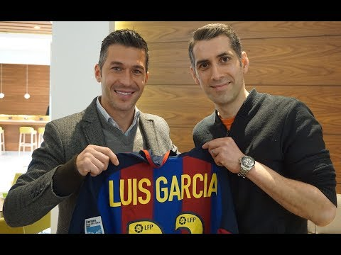 BARCELONA v ATLETICO: La Liga Lowdown EXCLUSIVE Interview With Luis Garcia