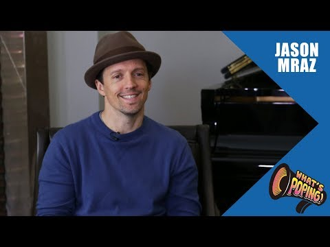 【What's POPing】- Jason Mraz 傑森瑪耶茲