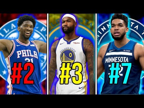 Ranking The BEST Center From EVERY NBA Team In The 2018-19 Season
