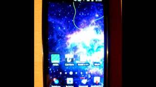 Blob 2D live wallpaper YouTube video