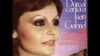 ROCIO DURCAL FUE UN PLACER CONOCERTE 1977