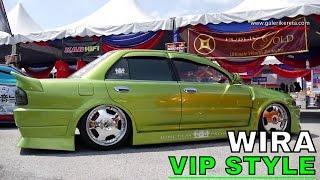 Proton Wira Modified  VIP Style Junction Produce  Galeri Kereta Welcome to Galeri Kereta TV!!! We upload rare, original,...