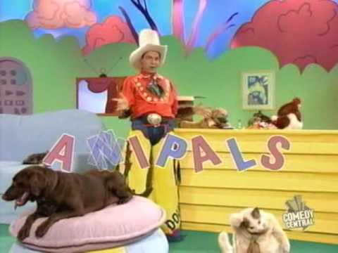 TV Funhouse - Western Day