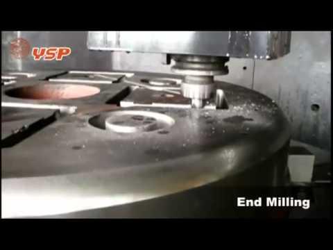 CNC Vertical Boring Machines