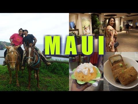 HORSEBACK RIDING & LAST DAY IN MAUI!