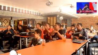 Video 48Family Pekanbaru Nobar Senbatsu Sousenkyo Single Ke-10 JKT48 @ Coffee Tjiek [02052015] MP3, 3GP, MP4, WEBM, AVI, FLV Oktober 2018