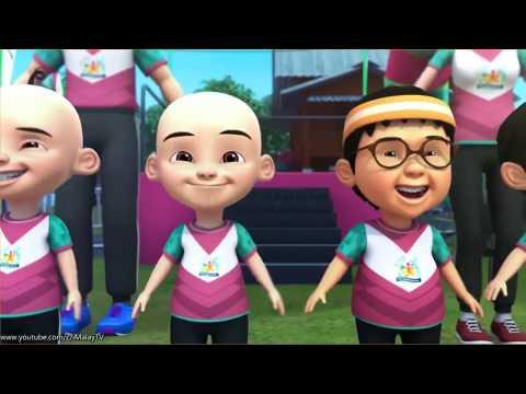 Upin & Ipin Medal Larian Episode Terbaru 2020   Upin Ipin Terbaru