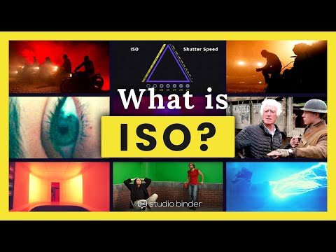 What is ISO — Camera ISO and the Exposure Triangle Explained [Ep 2]