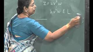 Mod-02 Lec-16 PUMPING LEMMAS FOR REGULAR SETS AND CFL