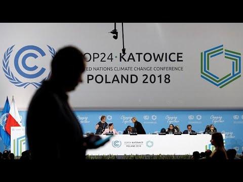 Στο Κατοβίτσε ξεκίνησε η σύνοδος κορυφής για το κλίμα