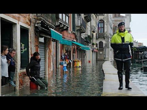 Νέες πλημμύρες στην Ιταλία