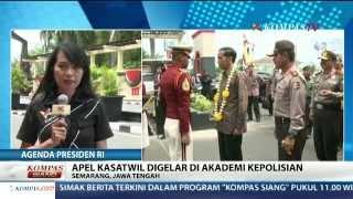 Video Jokowi Sidak Akademi Polisi Semarang MP3, 3GP, MP4, WEBM, AVI, FLV Februari 2018